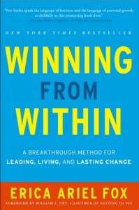 Winning from Within by Erica Ariel Fox