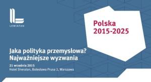 LEWIATAN - JAKA POLITYKA PRZEMYSŁOWA KONF 2015-09-21