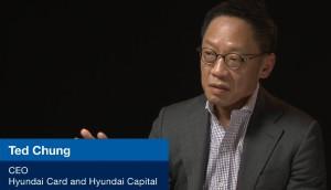 MCK HYUNDAI CARD CEO TED CHUNG