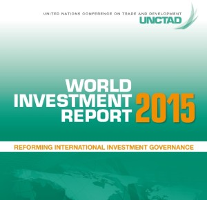 UNCTAD Foreign direct investment into crisis - cover