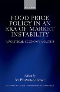 book Food Price Policy in an Era of Market Instability COVER