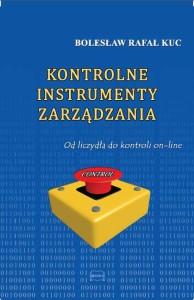 B.R. Kuc (okładka)  Kontrolne instrumenty zarzadzania, EMENTON, 2016 OKLADKA