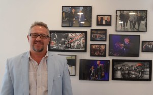 Janusz Wysocki Londyn fot. Grzybowski