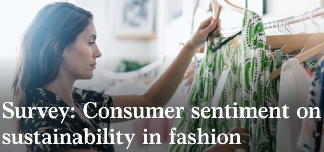 While the fashion industry is reorganizing for the next normal after the COVID-19 crisis, European consumers have become even more engaged in sustainability topics. That presents an opportunity for the […]